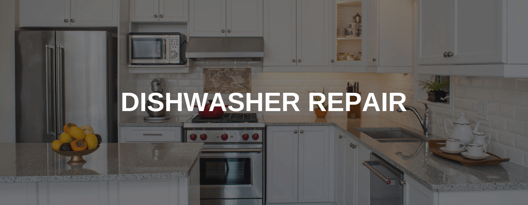 dishwasher repair moore