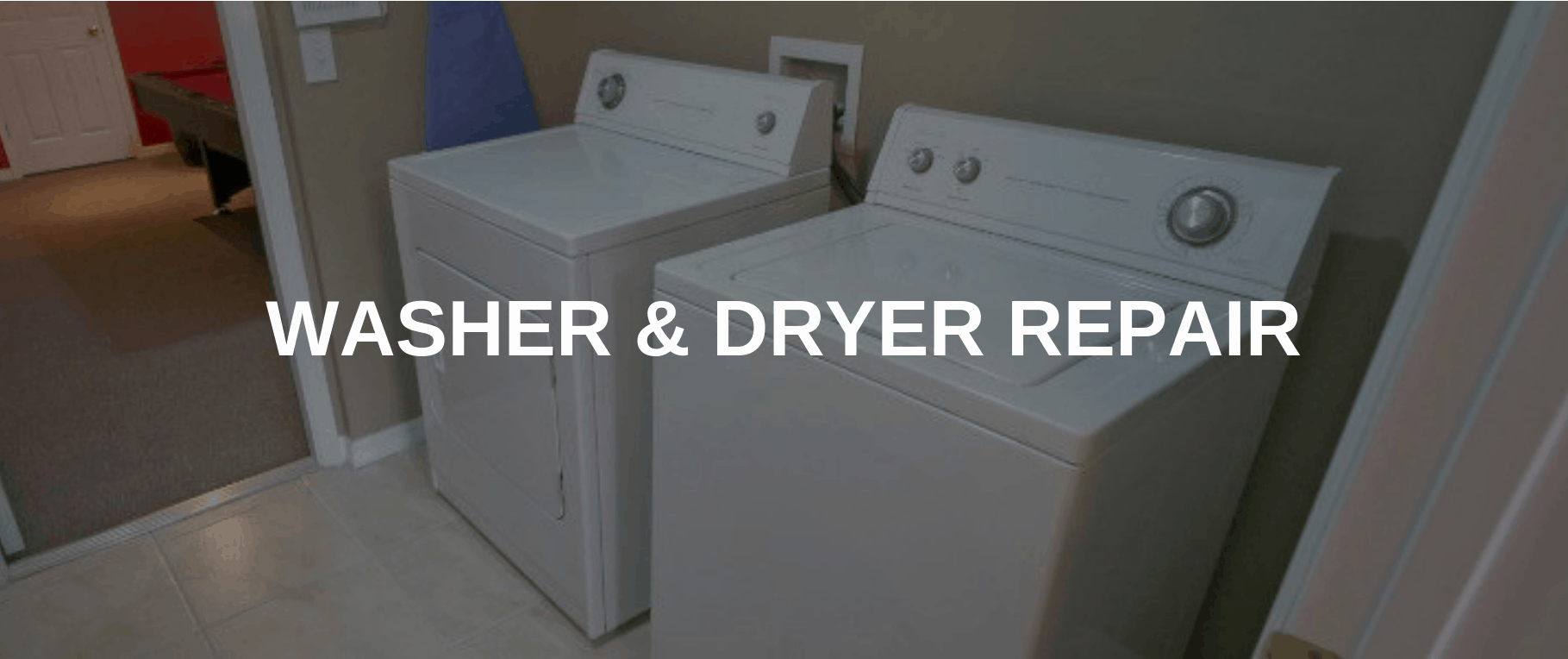 washing machine repair moore